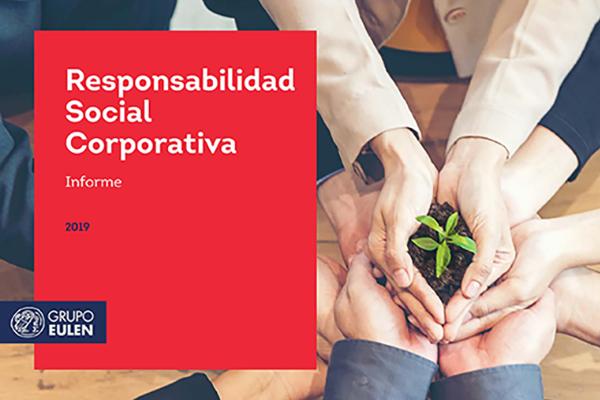 Grupo EULEN publica su nuevo informe de RSC